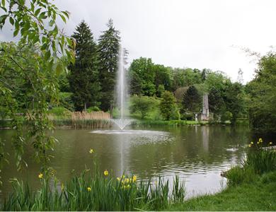 Kurpark Heilbad Heiligenstadt